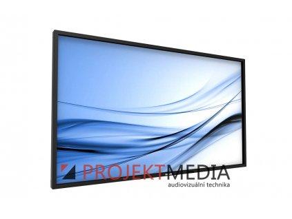65'' LED Philips 65BDL3052T - UHD,350cd,multit,An