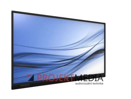75'' E-LED Philips75BDL3151T- UHD,IPS,490cd,10 TP