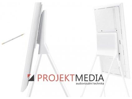55'' LED Samsung WM55R-W - Flip2 - bundle dotykové LCD + stojan + tray