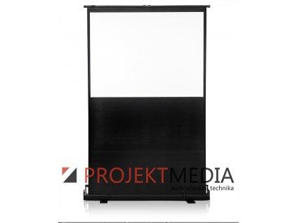 4World Projekční plátno podlahové 203x152 100'' 4:3