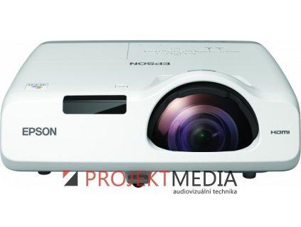EPSON EB-530 XGA 3200 Ansi 16000:1 LAN HDMI  + prodloužená záruka 60 měsíců