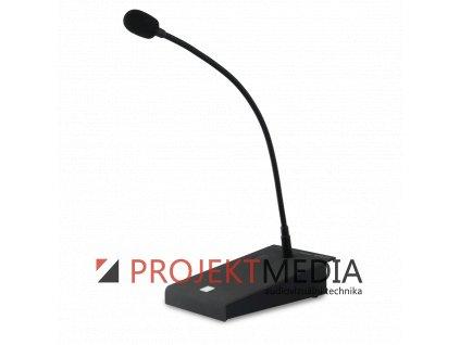 23018 audac apm101mk2 digitalni mikrofonni stanice jedna zona