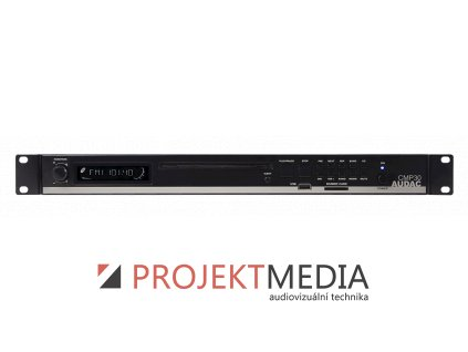 23048 audac cmp30 digitalni audio prehravac cd usb sd mmc fm am rds tuner