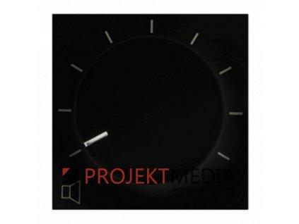 23840 audac vc3036 b 100v regulator hlasitosti 36w 45 x 45 mm cerny