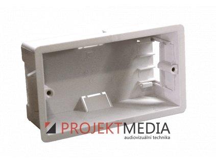 AUDAC WB50/FG Vestavná krabice do sádrokartonu pro DW5066/WP523/MWX65