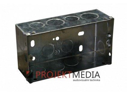 23945 audac wb50 fs vestavna krabice do zdi pro dw5066 wp523 mwx65