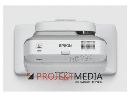 3LCD EPSON EB-685Wi WXGA 3500 Ansi 14000:1  + prodloužená záruka 60 měsíců + 20 ks respirátorů FFP2/KN95