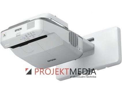 3LCD EPSON EB-680Wi WXGA 3200 Ansi 14000:1+ magnetická tabule + Wifi dongle