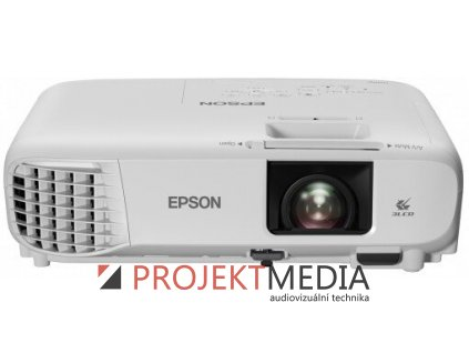 3LCD Epson EB-FH06 Full HD 3500 Ansi,16:9 + plátno Aveli 200 x 125
