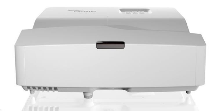 Optoma projektor HD31UST (DLP, FULL 3D, FULL HD, 3 400 ANSI, 28 000:1, HDMI, MHL, VGA, Audio, USB, 16W speaker) E1P0A1GWE1Z1