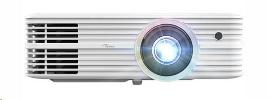 Optoma projektor 4K550 (4K UHD, 5 000 ANSI, HDMI, MHL, VGA, USB, 2x5W speakers) E1P1A1JWE1Z1