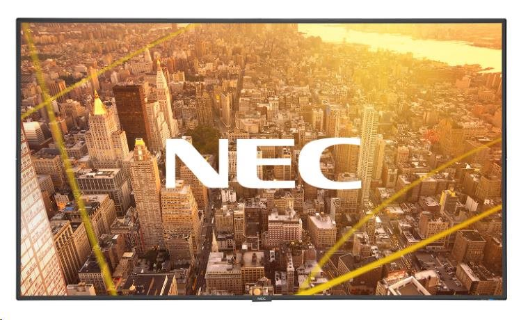 "NEC LFD 50"" MuSy C501 LCD S-PVA LED,1920x1080,400cd,4000:1,6,5ms,DP+3xHDMI+VGA,USB 2.0,microSD,"