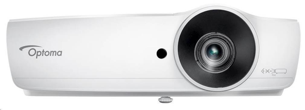 Optoma projektor X461 (DLP, XGA, FULL 3D, 5 000 ANSI, 20 000:1, VGA, USB, HDMI with MHL support, built-in speaker) E1P1D11WE1Z1