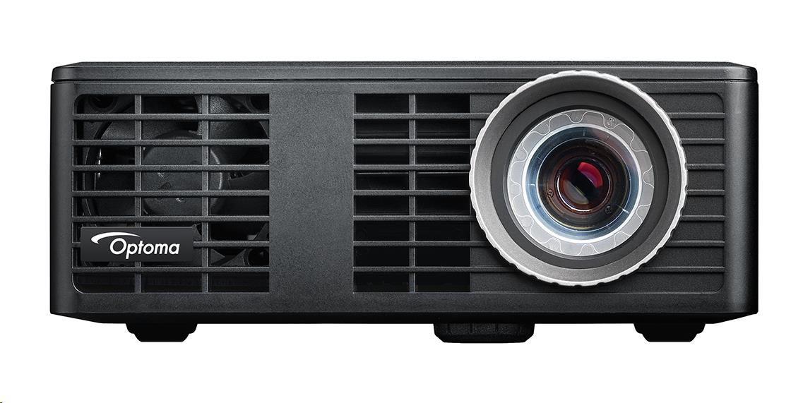 Optoma projektor ML750e (DLP, WXGA, 3D, 700 ANSI LED, 15 000:1, HDMI with MHL, VGA, USB) 95.8UA02GC1E