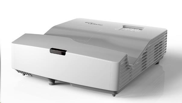 Optoma projektor W340UST (DLP, FULL 3D, WXGA, 4 000 ANSI, 22 000:1, 16:10, 2xHDMI, VGA, MHL, RJ45, RS232, 16W speaker) E1P1A1FWE1Z2