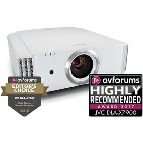 DLA X7900W bílý HighEnd PROJEKTOR JVC