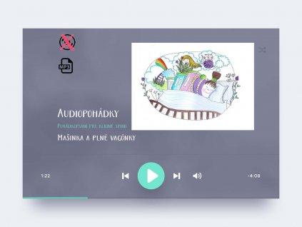 Audiopohádky pro deti