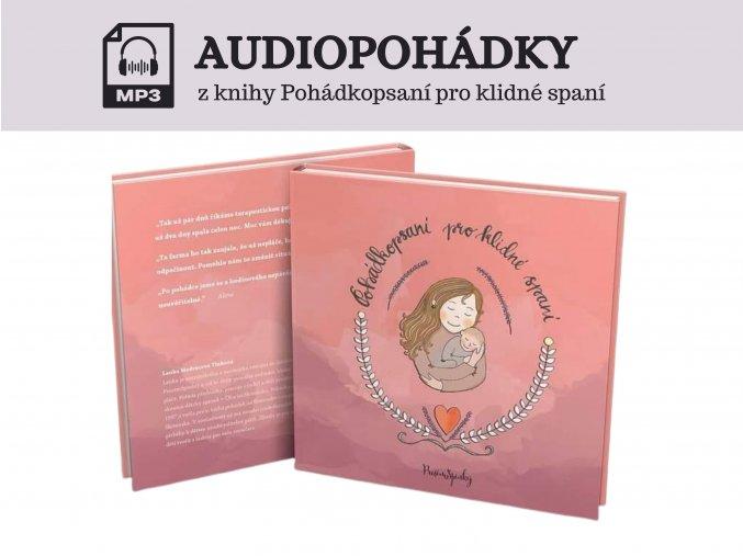 POHADKOPSANI CD DVD 120x18 vlajka 600x600