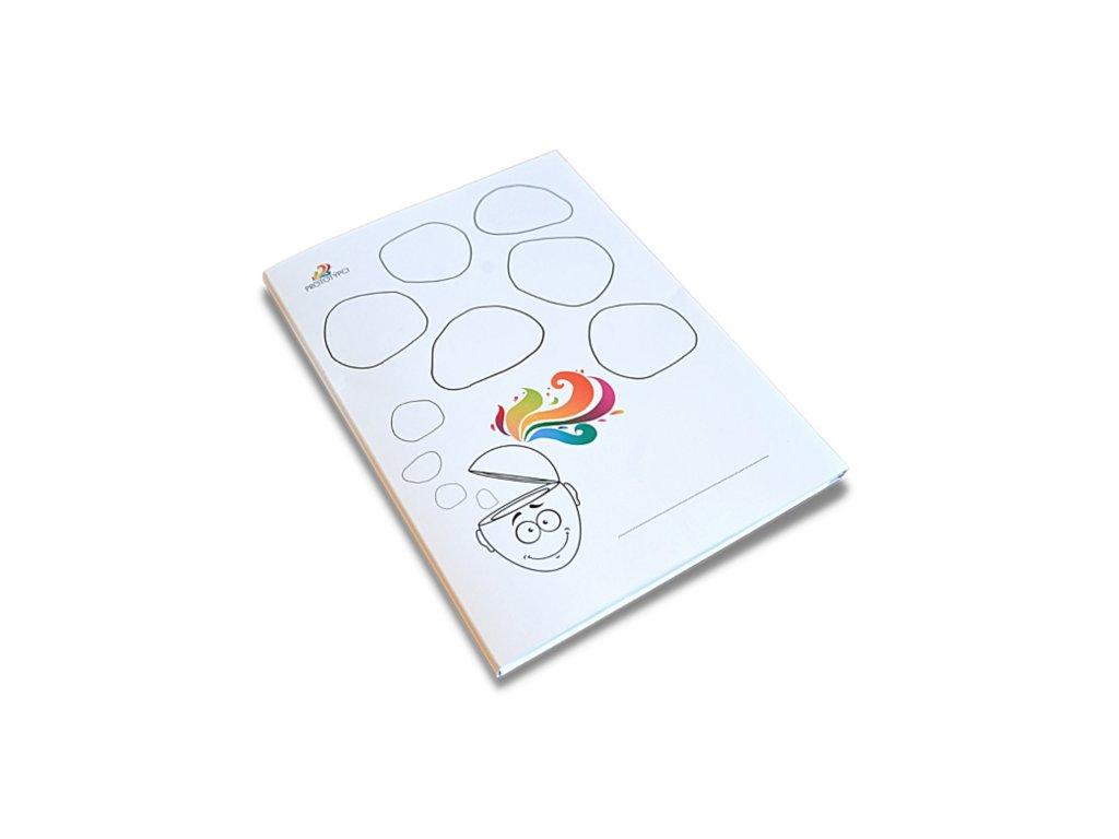 tento LapBook vaše děti provede světem kreativity a podnikavosti. Pro děti jsme nachystali chytrá kreativní portfolia, která jim nabídnou spoustu inspirace, zábavy, pocvičí jejich tvořivost, všímavost ke světu a pom