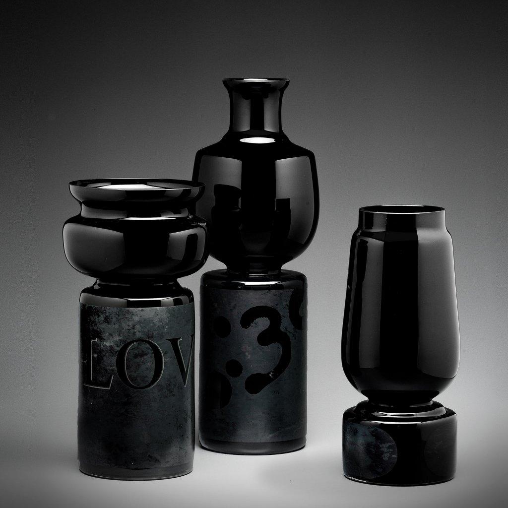 qubus jakub berdych karpelis hysteric collection black glass black marble pattern