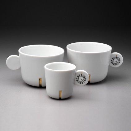 Porcelánový Espresso Cup