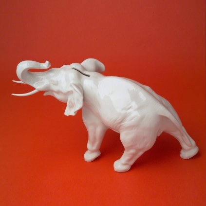 qubus maxim velcovsky money box elephant