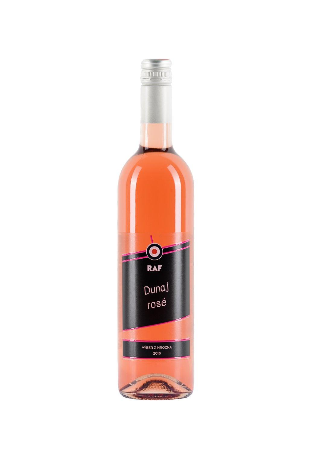 Dunaj rosé 2016 opravené