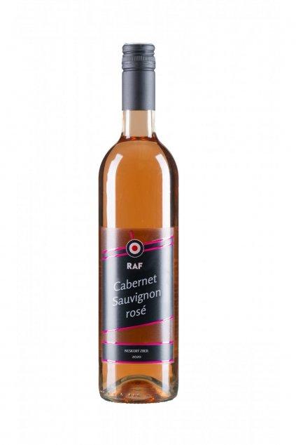 200011 Cabernet sauvignon rosé 2020, polosuché (RA)