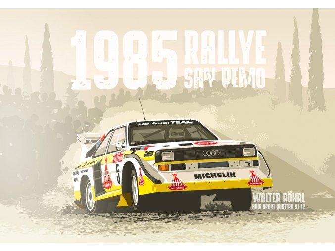 Obraz Audi