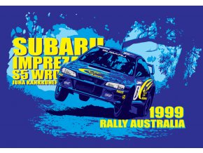 Obraz Subaru