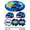 RD nalepky Subaru