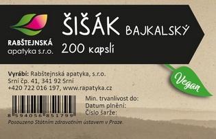 Šišák bajkalský