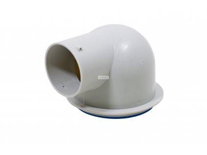 Stěnová stropní plastová vyústka SV 90 125