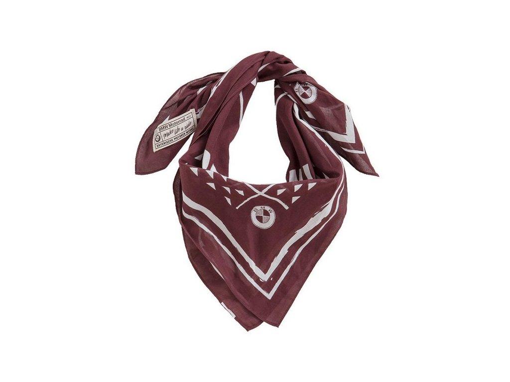 Šátek Indigo