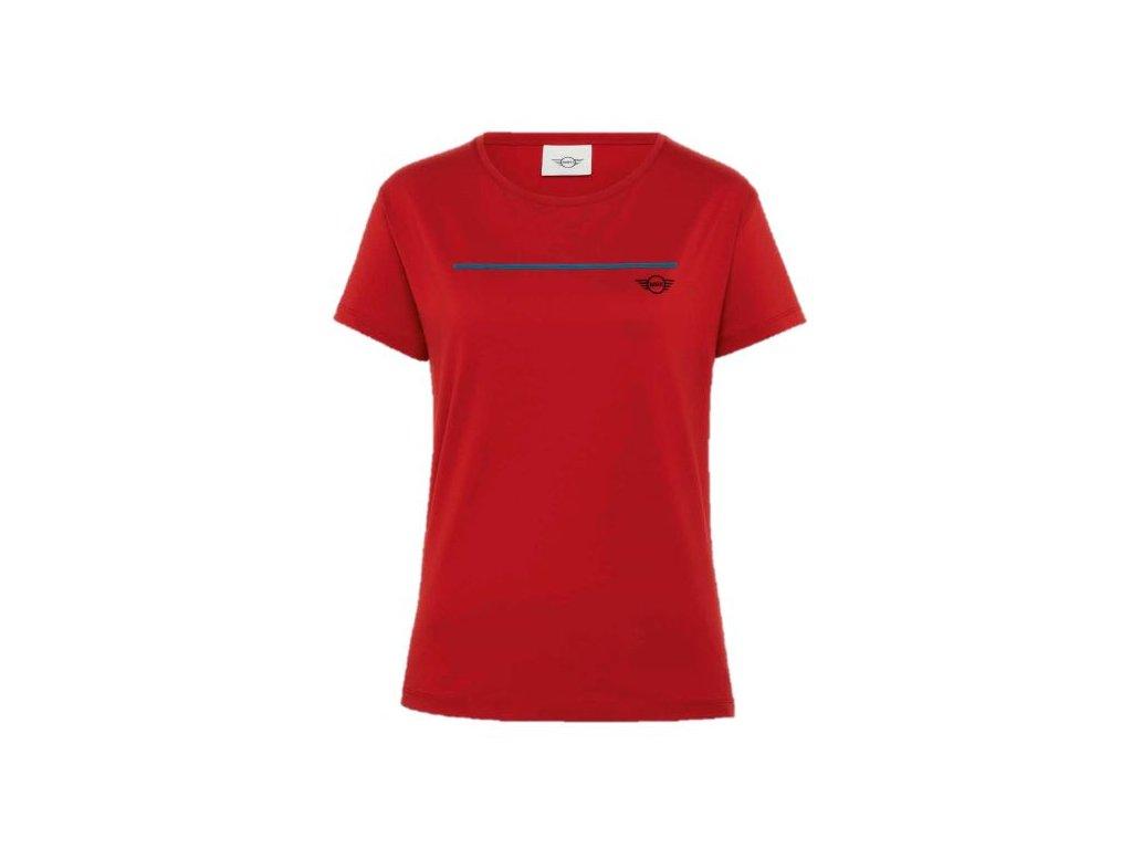 Dámské tričko MINI červené