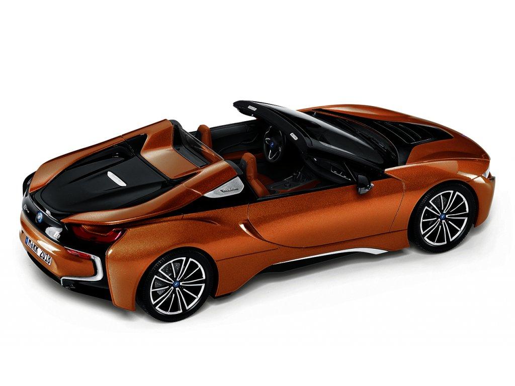Miniatura vozu 1:43 BMW i8 Roadster