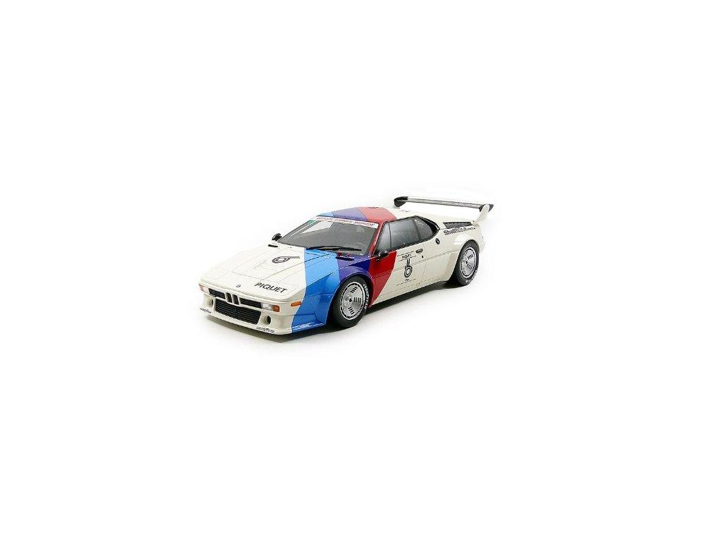 Miniatura vozu BMW M1 Procar Heritage Racing 1:18