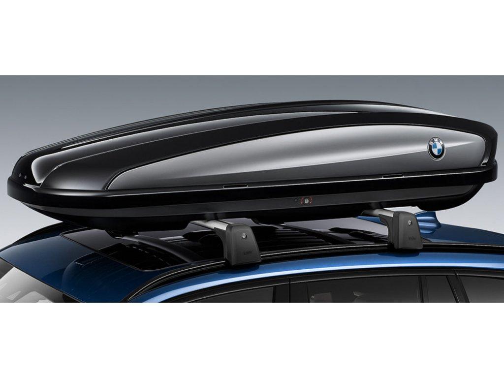 Střešní box BMW 320 l
