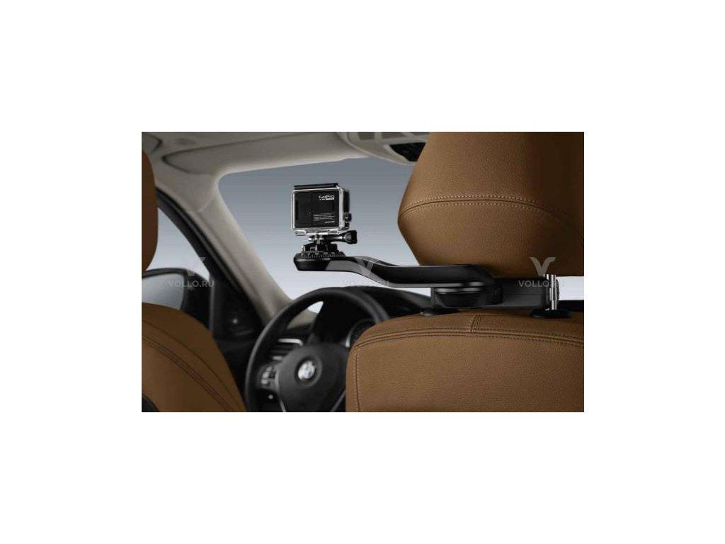 Travel & Comfort - držák GoPro akční kamery BMW