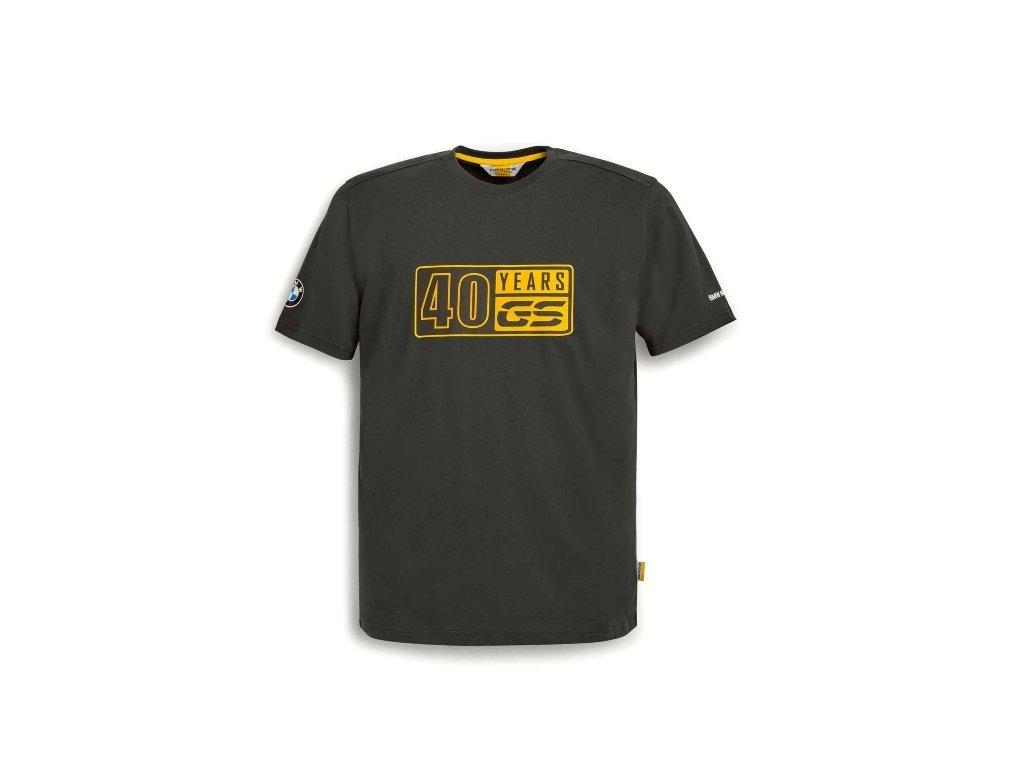 Pánské tričko limitované edice 40 years GS