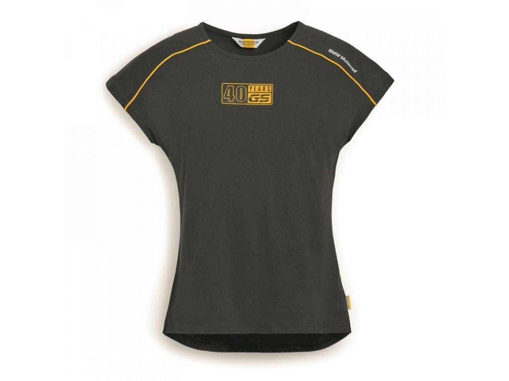 Dámské tričko limitované edice 40 years GS