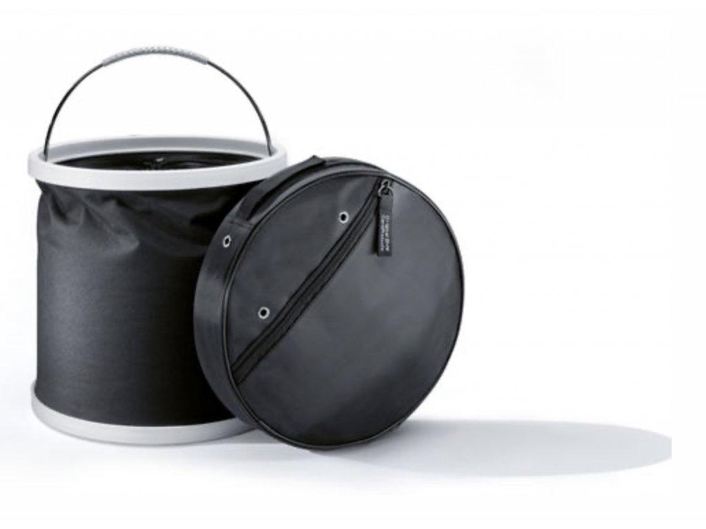 Originální skládací kbelík BMW