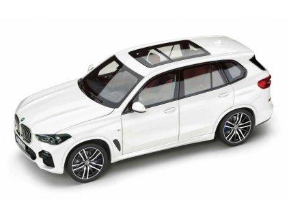 Miniatura vozu 1:18 BMW X5