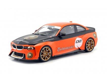 Miniatura vozu BMW 2002 Homage Turbomeister 1:18