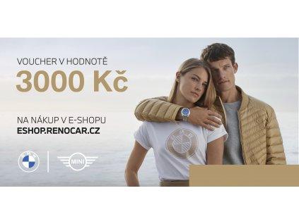 RENOCAR voucher 3000