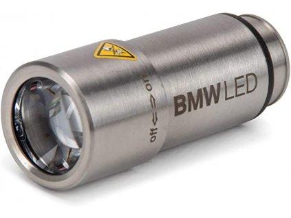 Dobíjecí LED kapesní svítilna BMW