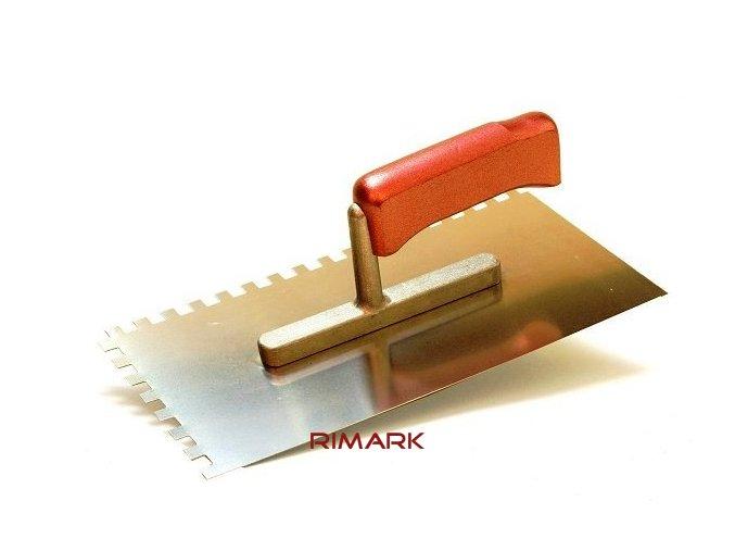 hladitko nerez zubové HN20 28x13cm RIMARK