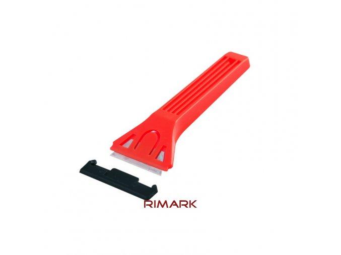 SFT škrabka PVC trapézová čepeľ 1