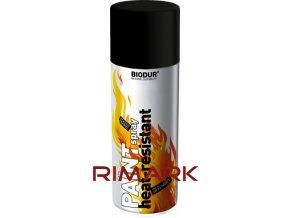 Spray Biodur vysoké teploty rimark