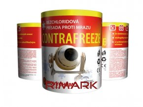 contrafreeze non chlorine anti frost ingredient